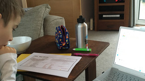 Home schooling during lockdown? Be kind to yourself.