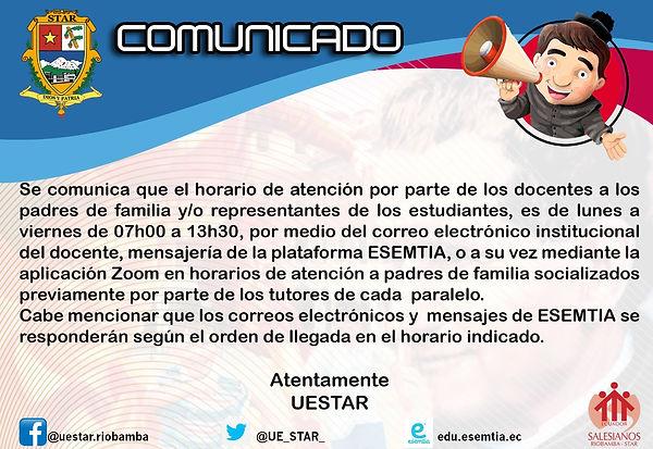 Comunicado_Horarios_de_atención_docente
