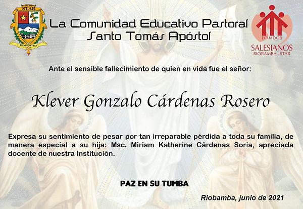 Condolencias Padre Ketherine Cárdenas.jp