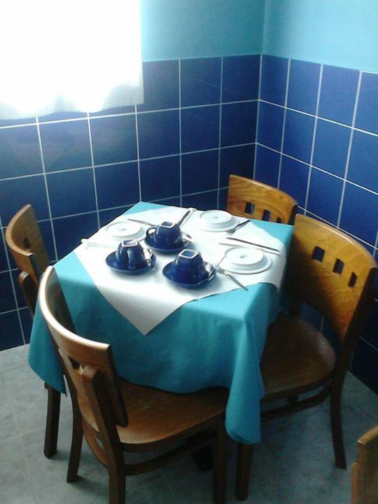 Uma das várias mesas de pequeno almoço que oferecemos aos nossos clientes