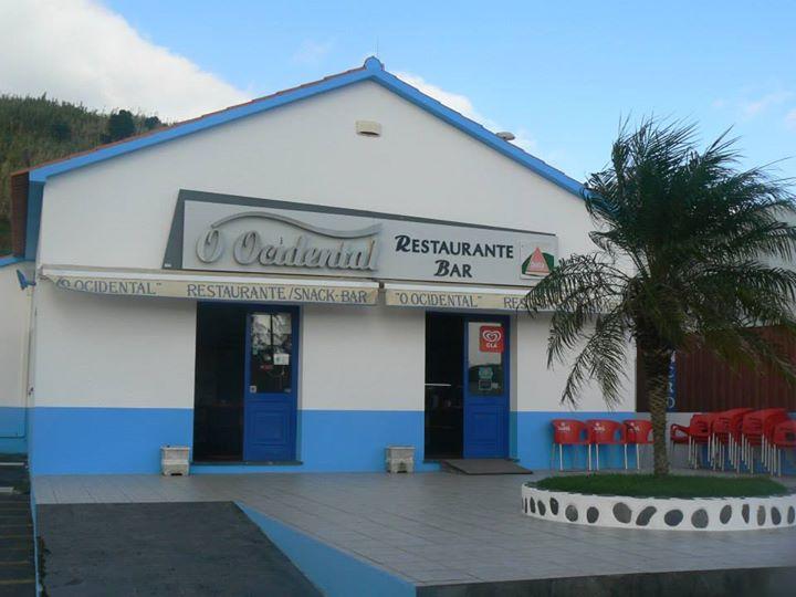 Snack Bar e Restaurante _O Ocidental_ - Mesmo em frente à Hospedaria Jsf João Freitas