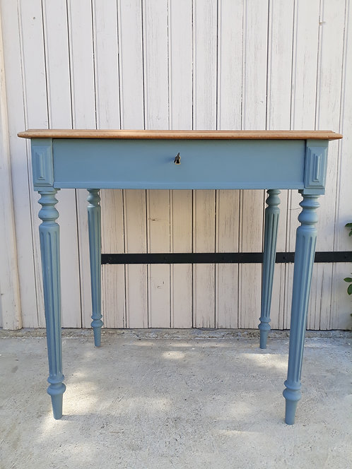 Bureau / Table de style Louis XVI