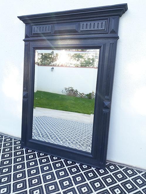 Miroir trumeau biseauté