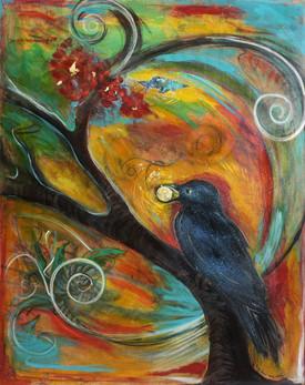 """The Magic of Raven""  2017"