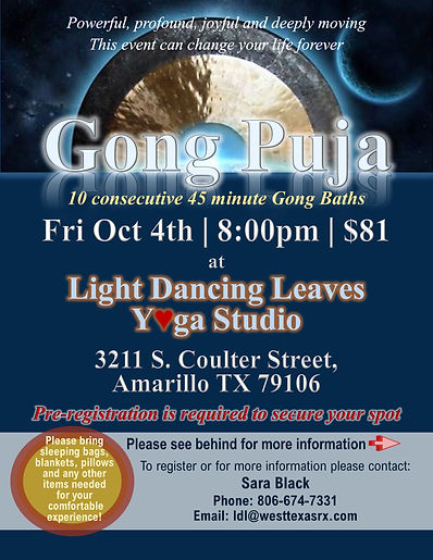 Gong puja flyer Amarillo TX 2019 Front.j