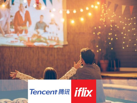 Tencent Acquires Struggling South East Asia Video Streaming Platform, iFlix
