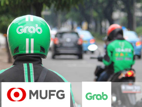 MUFG's Investment in Grab
