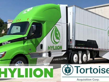 Can the Merger of Tortoise with Hyliion Disrupt Class 8 trucks?