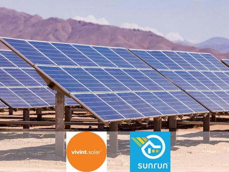 Sunrun acquires Vivint in all stock transaction valued at  $3.2 billion