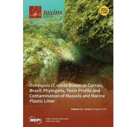 Artigo de servidor do IMA sobre microalgas é publicado em revista científica
