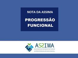 ASSIMA destaca procedimentos e calendário para Progressão Funcional