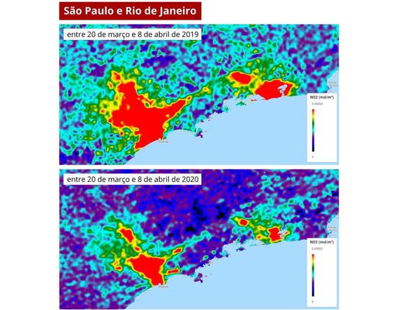 Estudo sobre poluição atmosférica realizada por servidores do IMA é destaque nacional