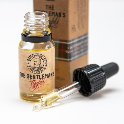Captain Fawcett - The Gentleman's Tipple Beard Oil (10ml)