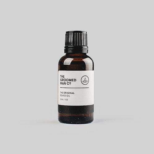 The Groomed Man Co - The Original Beard Oil