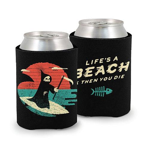 Life's a Beach Koozie