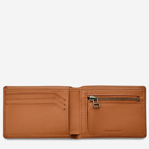 Status Anxiety - Otis Wallet (Camel)