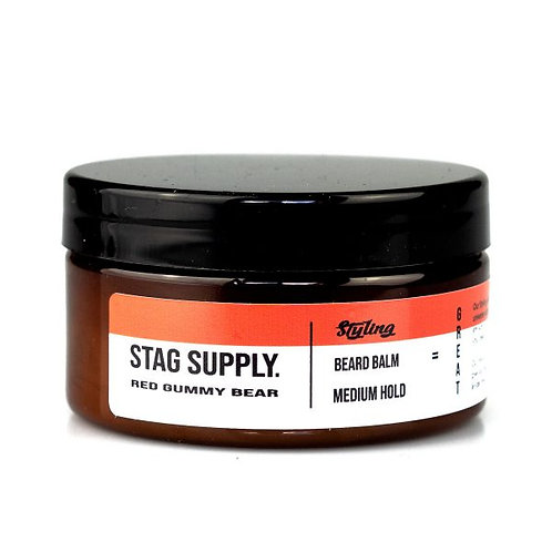 Stag Supply - Red Gummy Bear Beard Balm