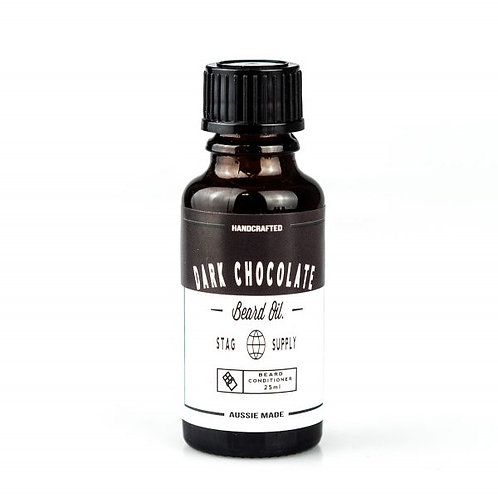 Stag Supply - Dark Chocolate Beard Oil