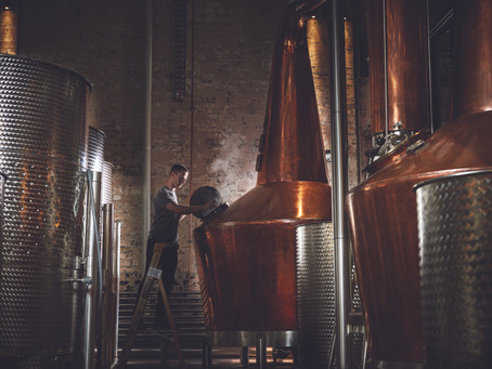 Tailored Spirits by the Archie Rose Distilling Co.