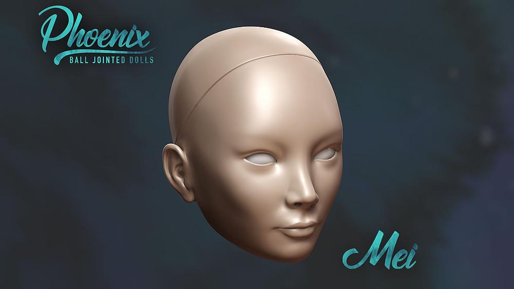Phoenix Dolls Mei
