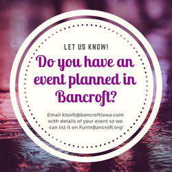 Tell us about your events