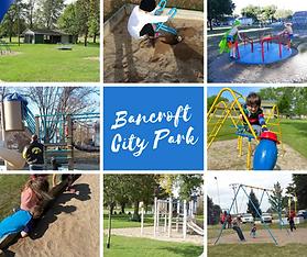 Bancroft City Park & Shelter House