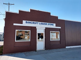 Bancroft Liquor Store