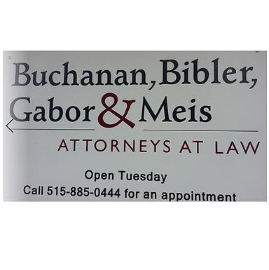 Buchanan, Bibler, Gabor & Meis