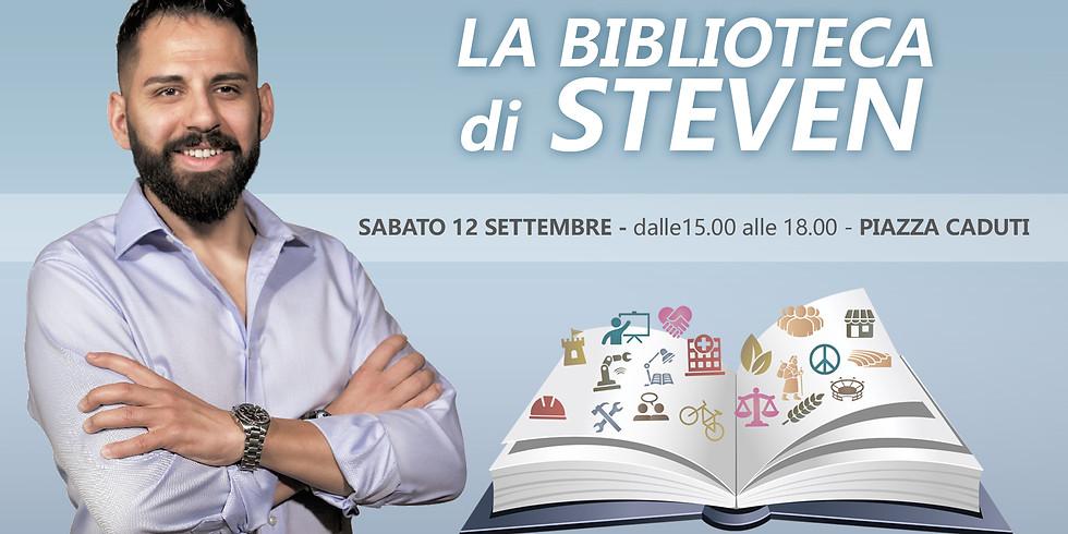 LA BIBLIOTECA DI STEVEN