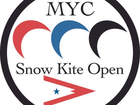 2020 MYC Snow Kite Open - March 7 & 8