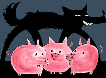 Frustrating the Wolf - Lessons Learned from the 3rd Little Pig
