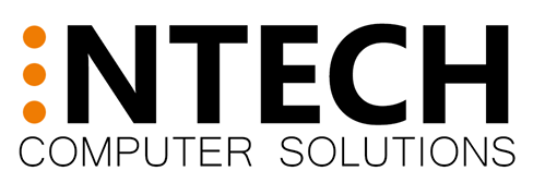INTECH Computer Solutions: Flat-fee managed IT service & solutions Logo