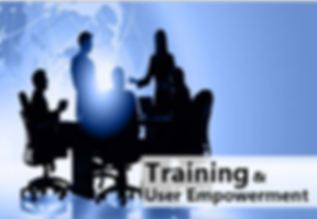INTECH - Training and user empowerment.