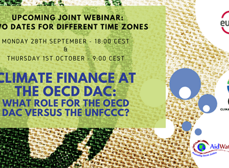 Webinar Invite: Climate Finance at the OECD-DAC