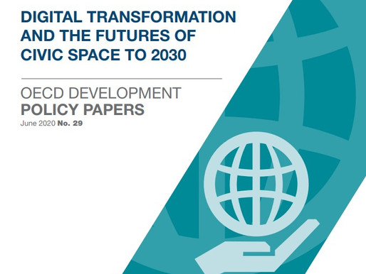 Now available: Studies on DAC Support to Civil Society and Futures of Civic Space with digitisation