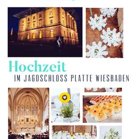 HOCHZEIT im Jagdschloss Platte in Wiesbaden