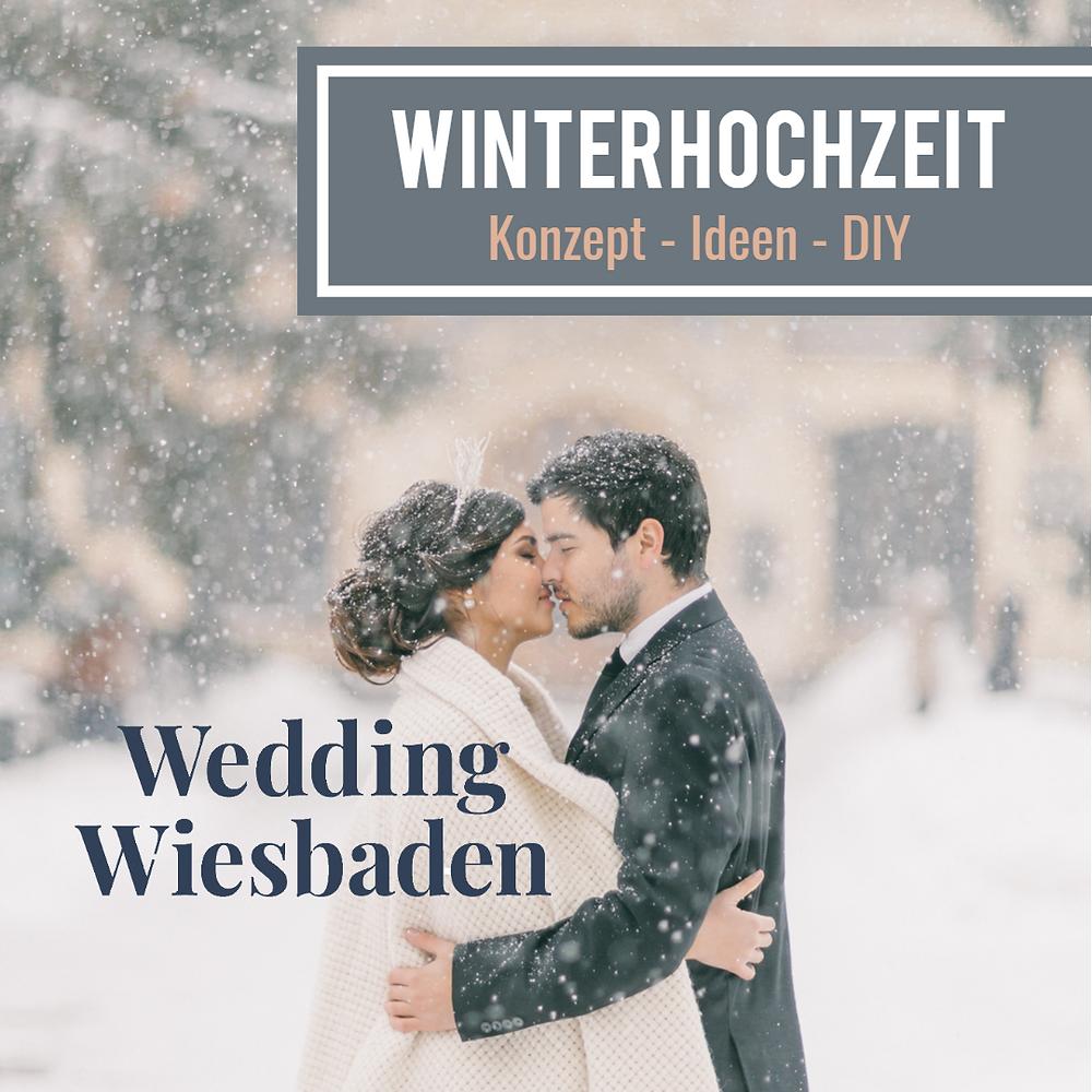 Winterhochzeit Konzept Wedding Wiesbaden