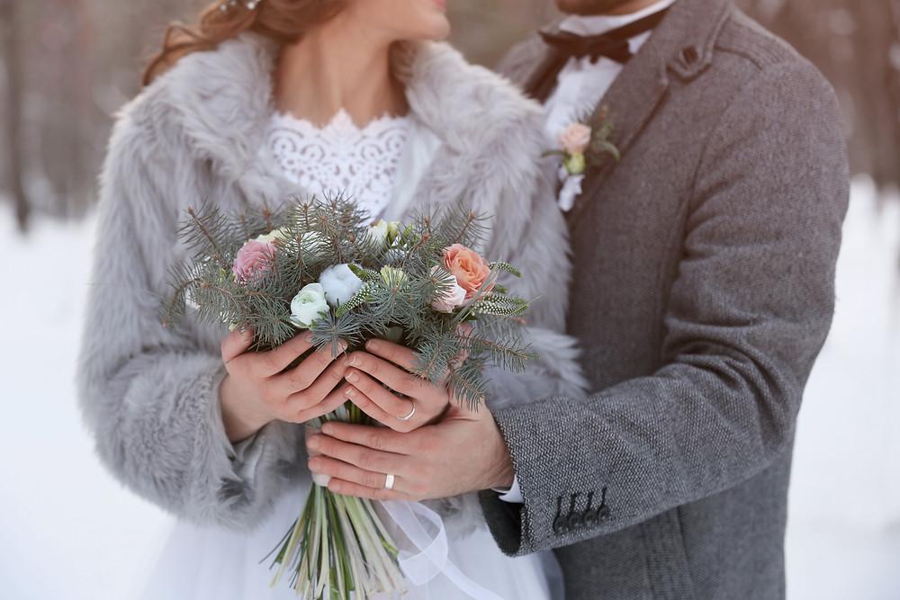 Winterhochzeit Wedding Wiesbaden
