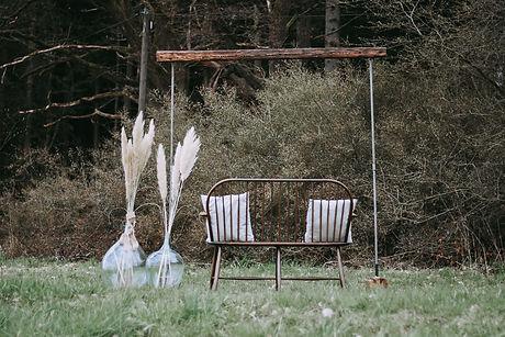 Traubogen minimalistisch Mrs Deko Wiesba
