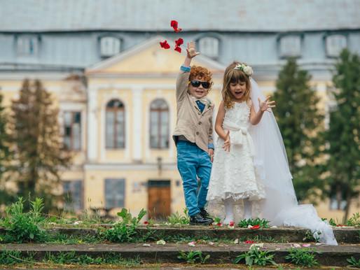 Familienfreundliche Hochzeit -  Tipps & coole Ideen für eine Feier mit vielen Kindern