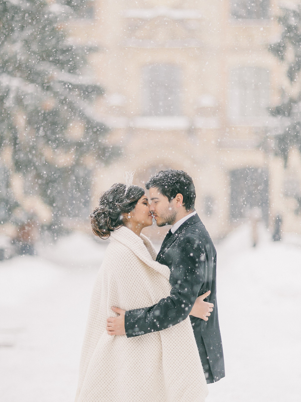 Winterbraut Wedding Wiesbaden