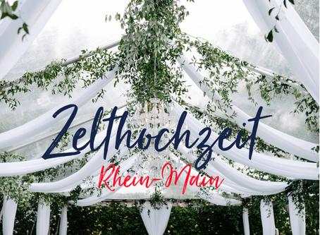 Zelthochzeit Rhein-Main