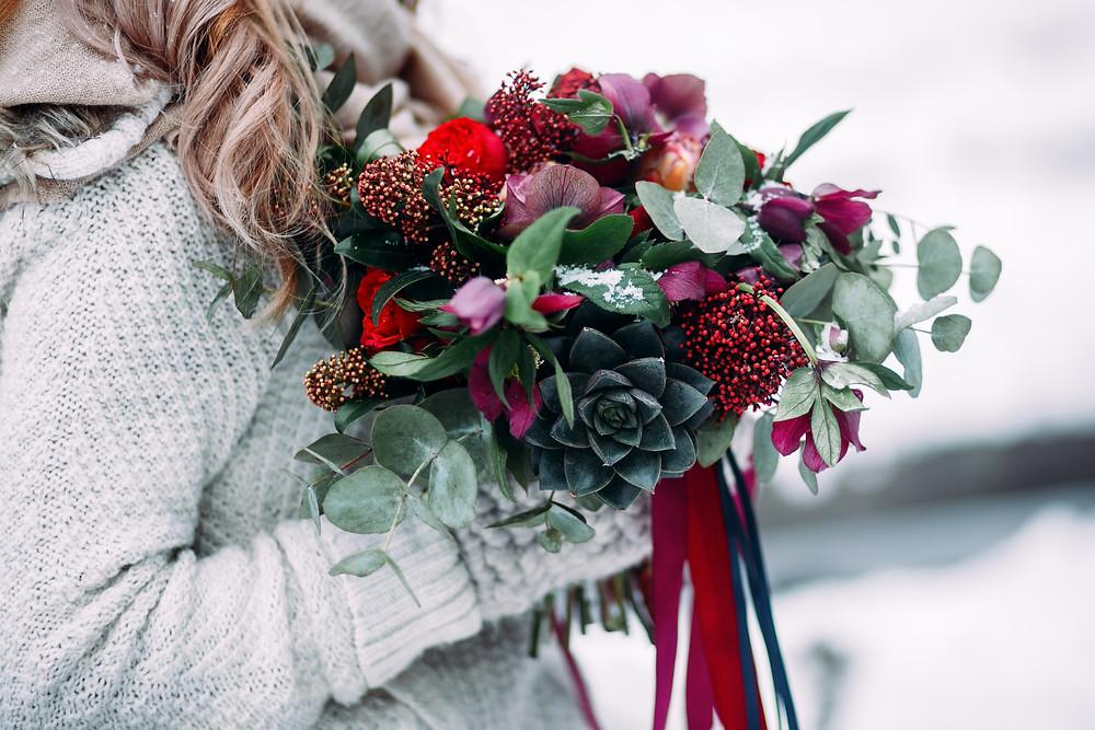 Winterfarben Hochzeit Wedding Wiesbaden