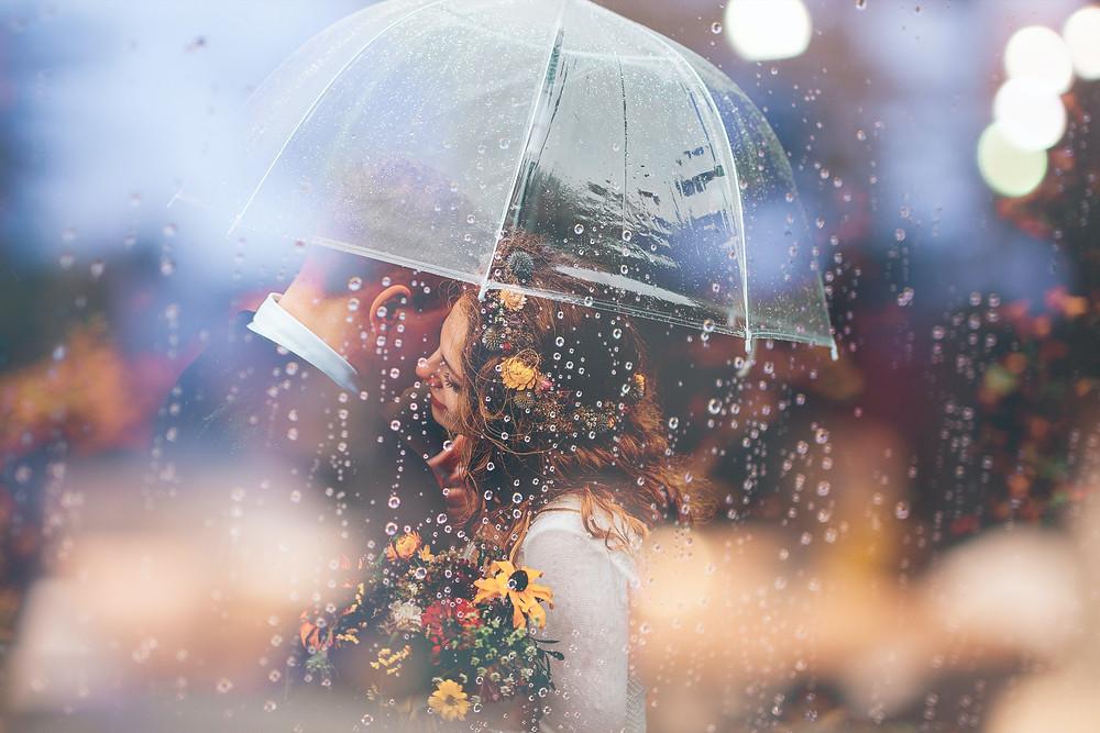 Regenhochzeit Wedding WIesbaden