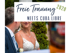 freie Trauung - im Zeichen von Cuba Libre