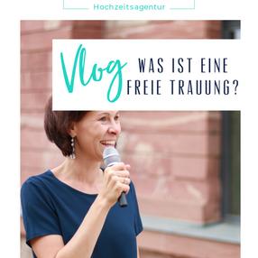 VLOG - Was ist eine freie Trauung