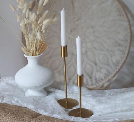Kerzenhalter elegant Mrs. Deko