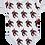 Thumbnail: A insígnia dos Mandalorianos com marca vermelha