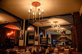Mekan Yemek Otel Restaurant