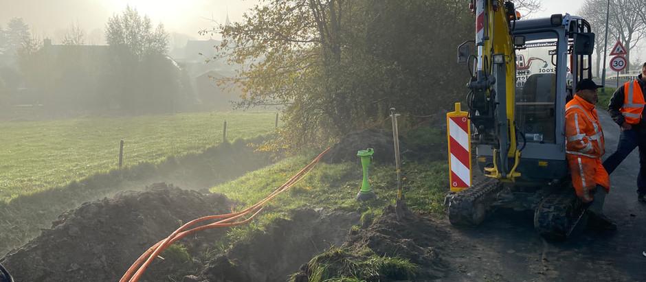CEBF backs fiber deployment in the Netherlands